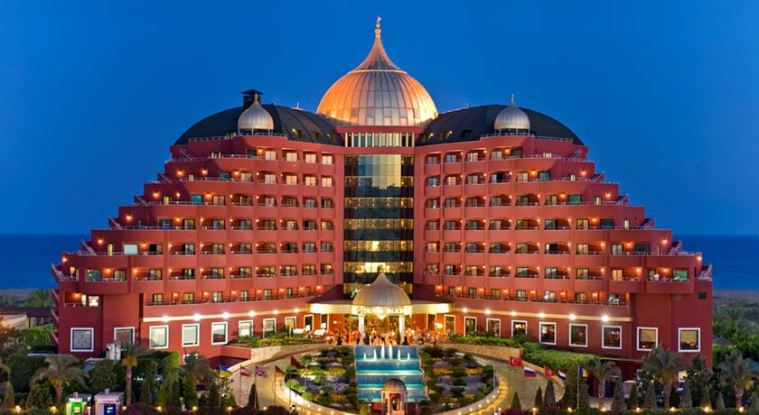 Sejur Antalya 5***** All inclusive Delphin Palace Hotel zbor Charter  cu taxe incluse