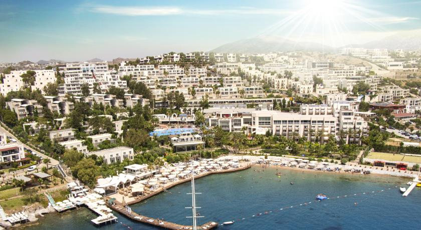 Sejur Bodrum 5***** Isis Hotel & Spa Ultra All Inclusive zbor charter cu taxe incluse