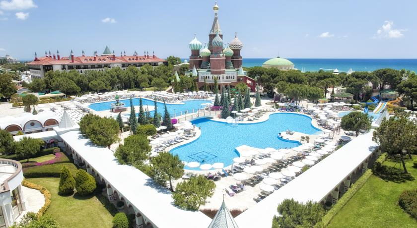 Sejur Antalya 5**** WOW Kremlin Palace  All inclusive zbor charter cu taxe incluse