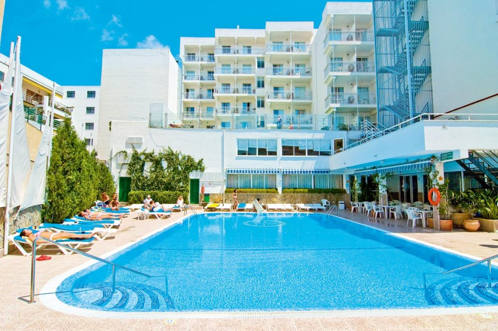 Sejur Palma De Mallorca Hotel Piscis - Adults Only 3*** All inclusive zbor Charter cu taxe incluse