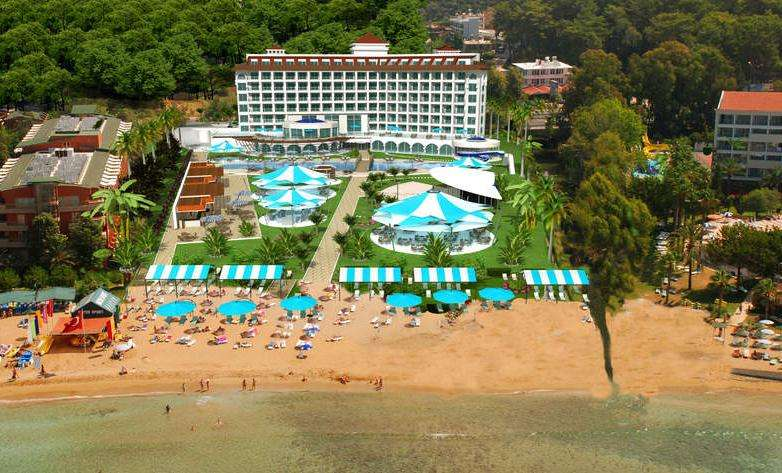 Early Booking Antalya 2019 Hotel Annabella Diamond 5***** Ultra all inclusive Zbor charter din Otopeni cu toate taxele incluse