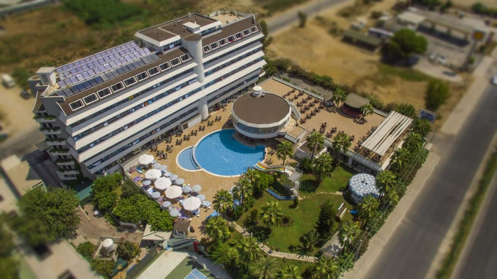 Early Booking Antalya 2019 Hotel Drita Hotel  5***** Ultra  All inclusive Zbor charter din Otopeni cu toate taxele incluse