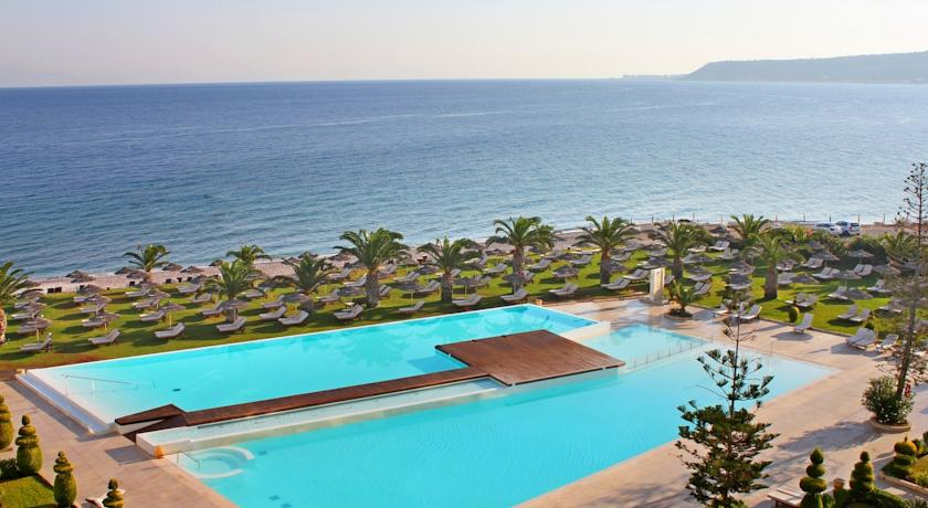 Sejur Insula Rodos Sentido Ixian Grand - Adults Only 5***** All inclusive zor cu taxe incluse