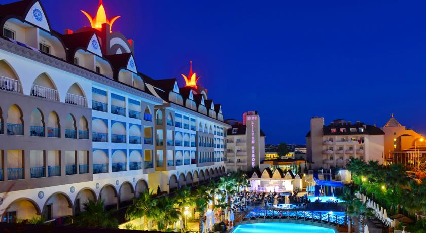 Sejur Antalya 5**** Side Crown Palace All inclusive zbor  Charter din Otopeni cu taxe incluse