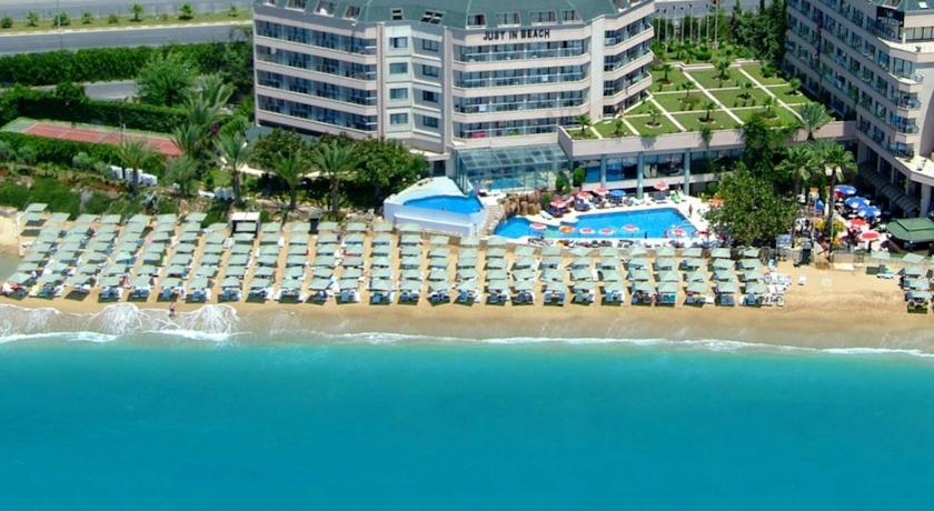 Sejur Antalya 5***** Aska Just In Beach All Inclusive zbor  Charter cu taxe incluse