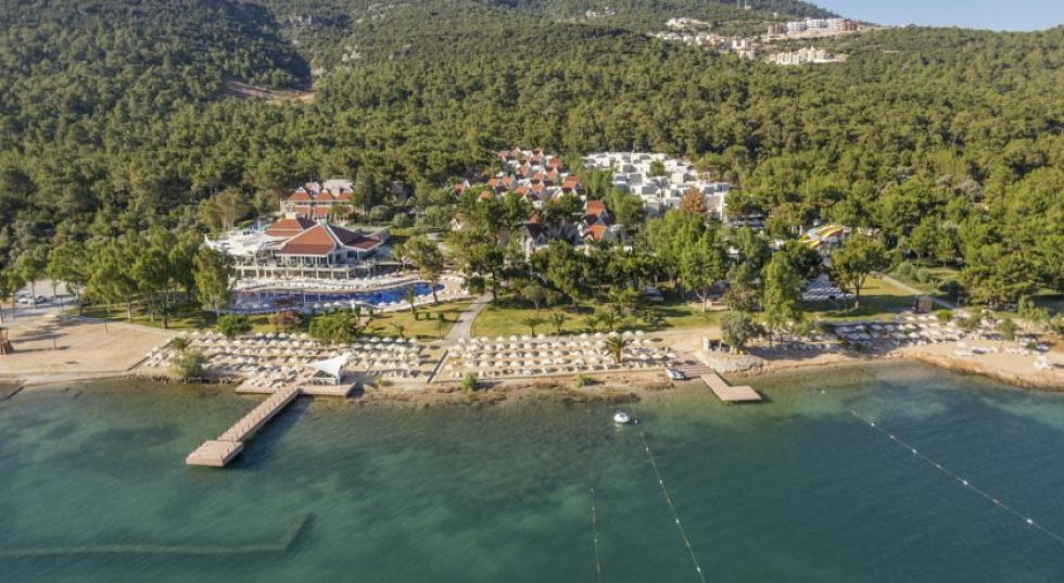 Sejur Bodrum 5***** Aurum Exclusive Club - Ultra All Inclusive zbor charter  cu Taxe incluse
