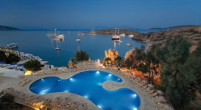 Sejur Bodrum 5***** All inclusive  Hotel Bodrum Bay Resort – Adult Only  zbor cu taxe incluse