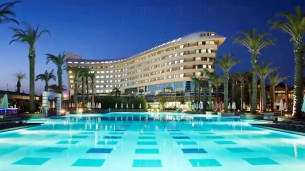 Early Booking Antalya 2021 Hotel Concorde De Luxe Resort 5***** Ultra all inclusive Zbor charter din Otopeni cu toate taxele incluse