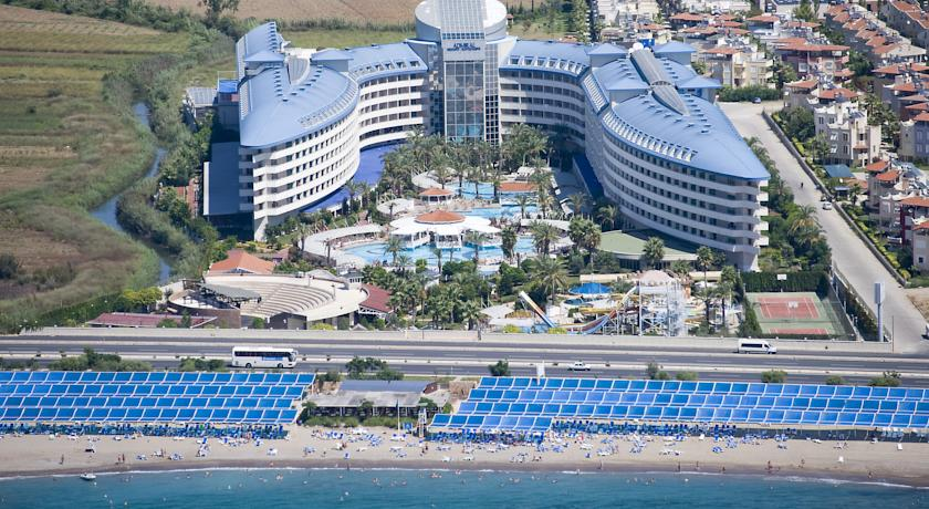 Early Booking Antalya 2019 Hotel Crystal Admiral Resort Suites & Spa 5***** Ultra all inclusive Zbor charter din Otopeni cu toate taxele incluse