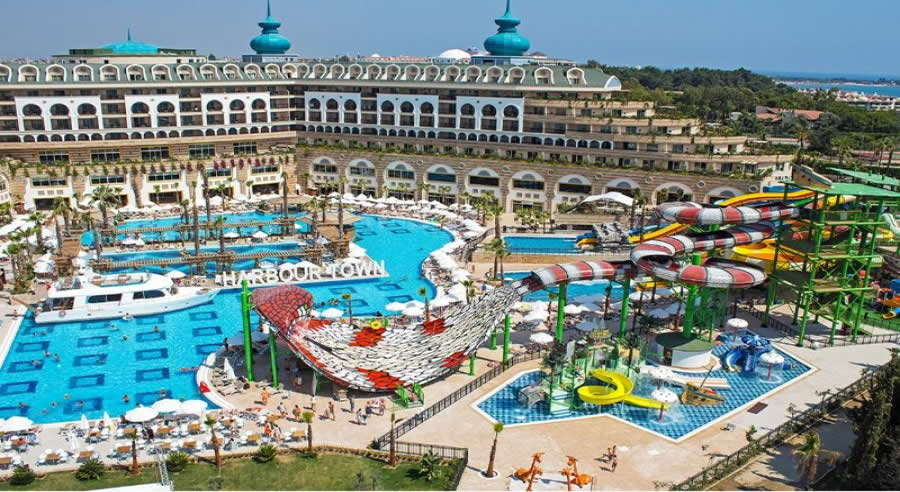 Early Booking Antalya 2019 Hotel Crystal Sunset Luxury Resort & Spa  5***** Ultra all inclusive Zbor charter din Otopeni cu toate taxele incluse