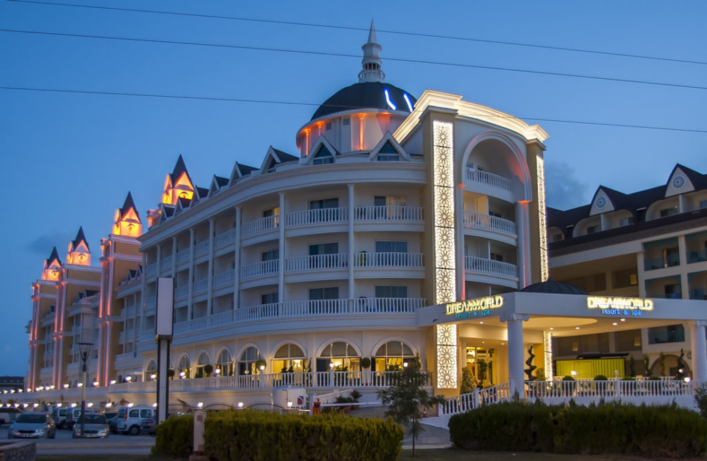 Sejur Antalya 5***** All inclusive Dream World Resort & Spa zbor Charter  cu taxe incluse