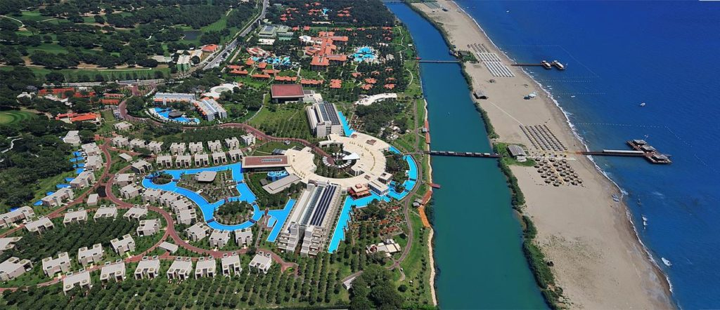Early Booking Antalya 2019 Hotel Gloria Serenity Resort 5***** Ultra all inclusive Zbor charter din Otopeni cu toate taxele incluse