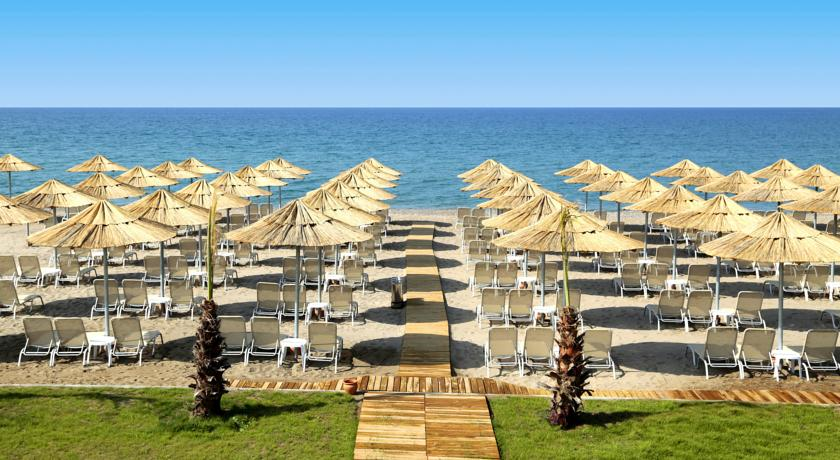 Early Booking Antalya 2021 Hotel Heaven Beach Resort & Spa 5***** Ultra all inclusive Zbor charter din Otopeni cu toate taxele incluse