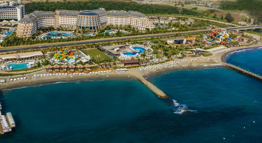 Sejur Antalya Long Beach Resort & Spa Deluxe 5*****  Ultra All Inclusive zbor charter cu taxe incluse