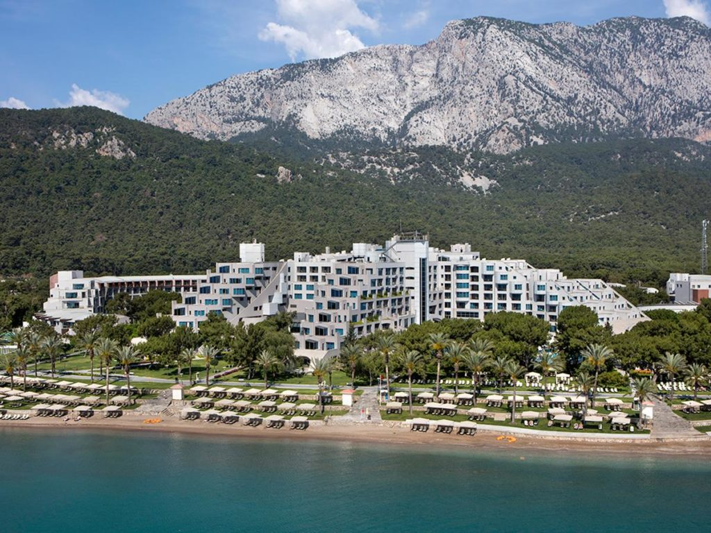 Early Booking Antalya 2019 Hotel Rixos Sungate 5***** Ultra all inclusive Zbor charter din Otopeni cu toate taxele incluse