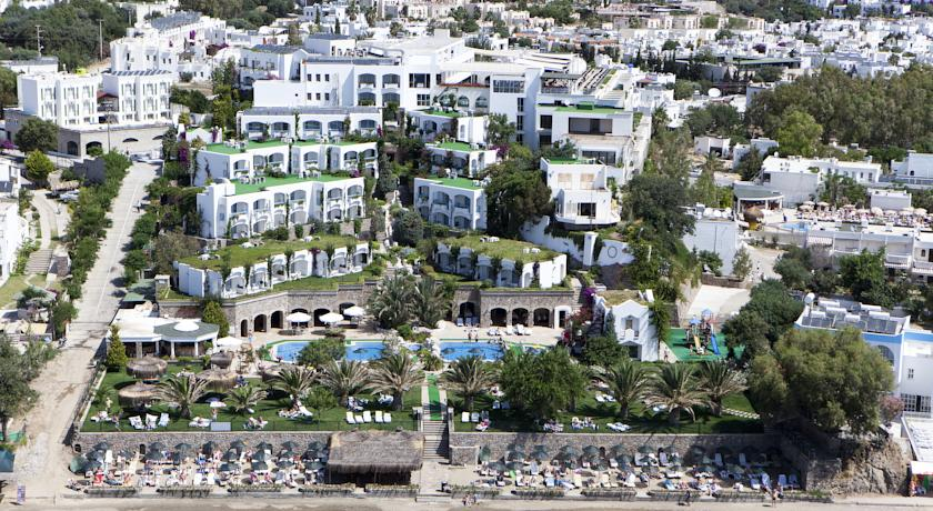 Sejur Bodrum 5*****Royal Asarlik Beach Hotel Ultra All Inclusive  zbor  Charter cu taxe incluse