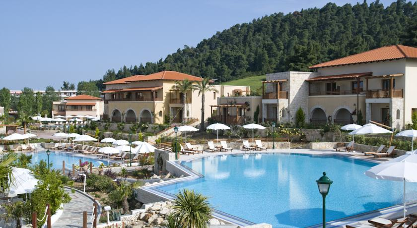 Early Booking 2019 Sejur 5***** Halkidiki Aegean Melathron Thalasso Spa Hotel Demipensiune zbor direct cu toate taxele incluse
