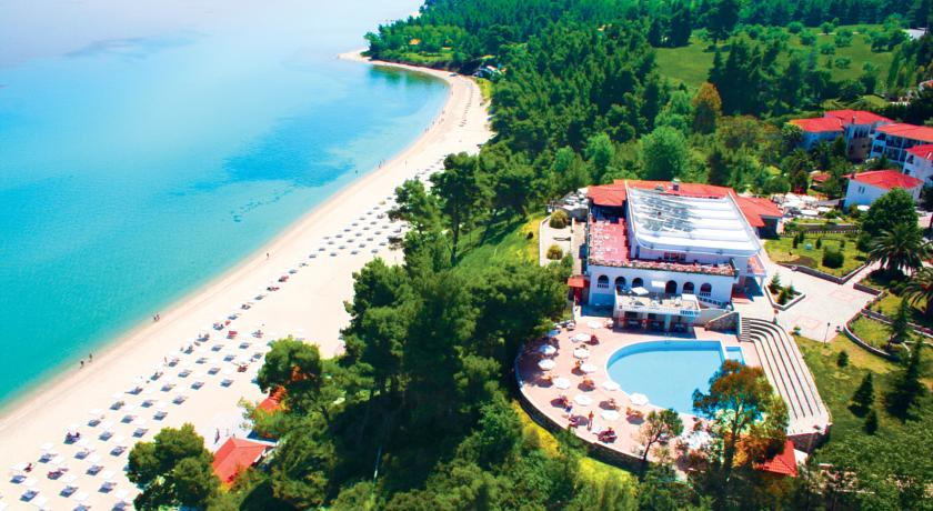 Early Booking 2017  Alexander the Great Beach Hotel 4**** Demipensiune zbor charter din Cluj-Napoca cu toate taxele incluse
