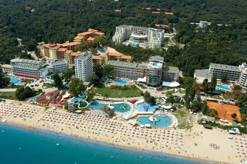 Early Booking vara 2018- Nisipurile de aur - Palm Beach Hotel  4****- All Inclusive