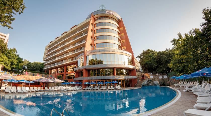 Early Booking vara 2018 - Bulgaria  4**** Atlas Hotel - All Inclusive