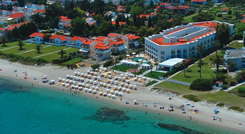 Early Booking 2019 Sejur Halkidiki Elinotel Apolamare 5***** Demipensiune zbor direct din Otopeni cu toate taxele incluse