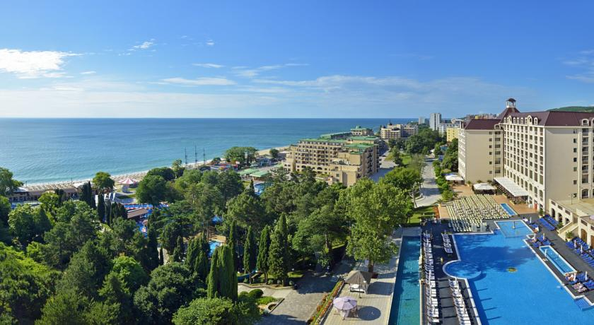 Early Booking vara 2020-Nisipurile de aur – 5***** Melia Grand Hermitage – All inclusive