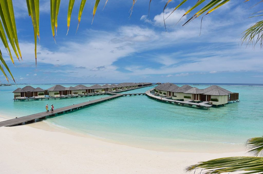 Honeymoon Exotic Maldive 2018 Paradise Island Resort & Spa 5***** Demipensiune zbor cu taxe incluse