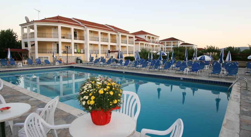 Sejur Insula Zakynthos 2018 Village Inn Studios & Family Apartments 4**** All inclusive zbor cu taxe incluse