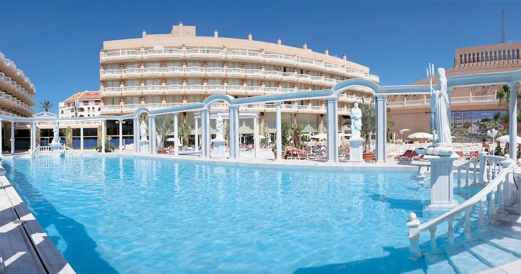 Early Booking  Tenerife 2019 Cleopatra Palace  4**** zbor direct din Otopeni cu toate taxele incluse
