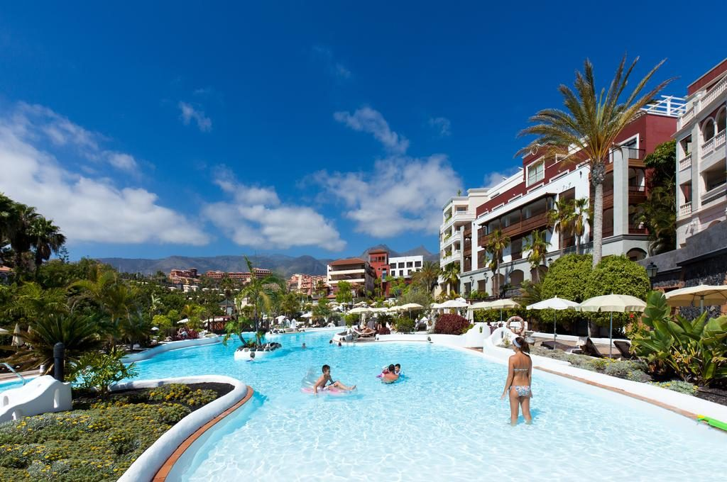 Exotic Honeymoon Tenerife 5***** Dream Gran Tacande zbor din Otopeni cu taxe incluse