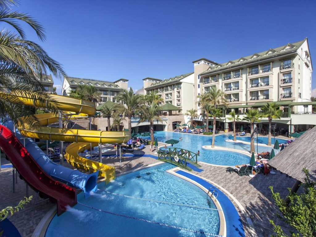 Early Booking Antalya 2019 Hotel Alva Donna Beach Resort Comfort 5***** Ultra all inclusive Zbor charter din Otopeni cu toate taxele incluse