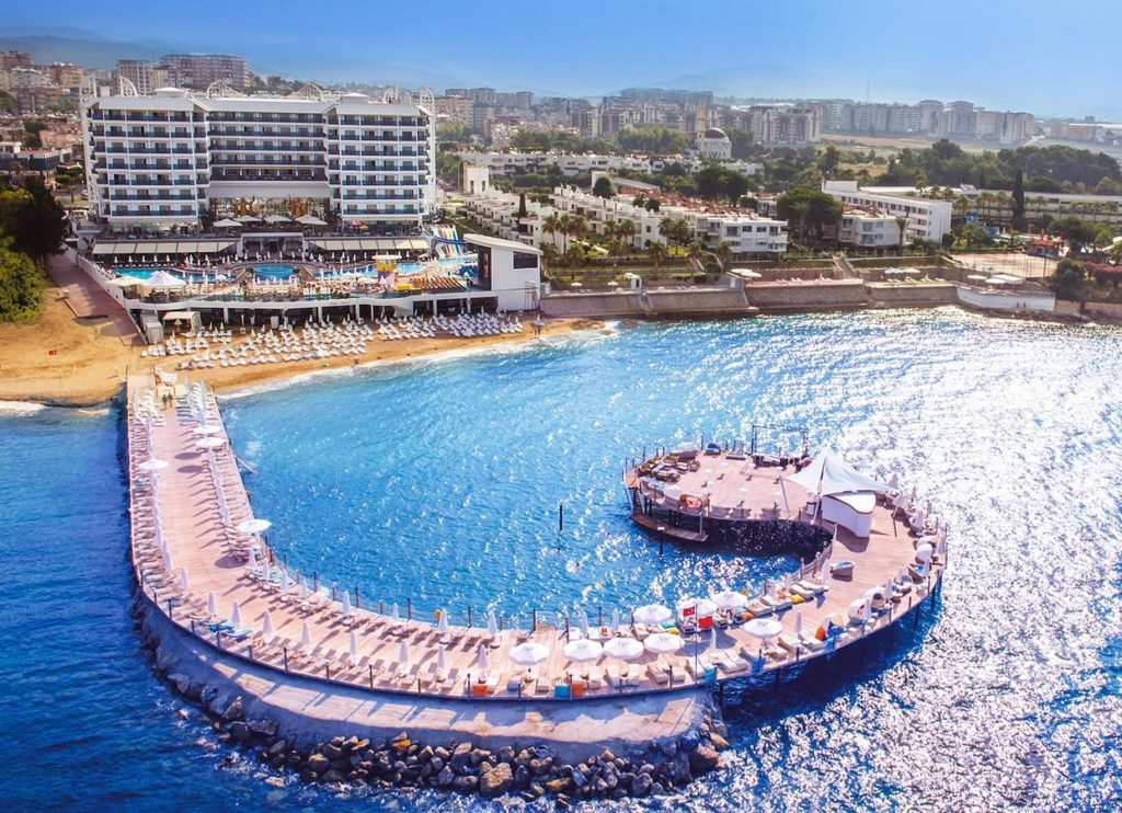 Early Booking Antalya 2019 Hotel Azura Deluxe Resort & Spa 5***** Ultra all inclusive Zbor charter din Otopeni cu toate taxele incluse