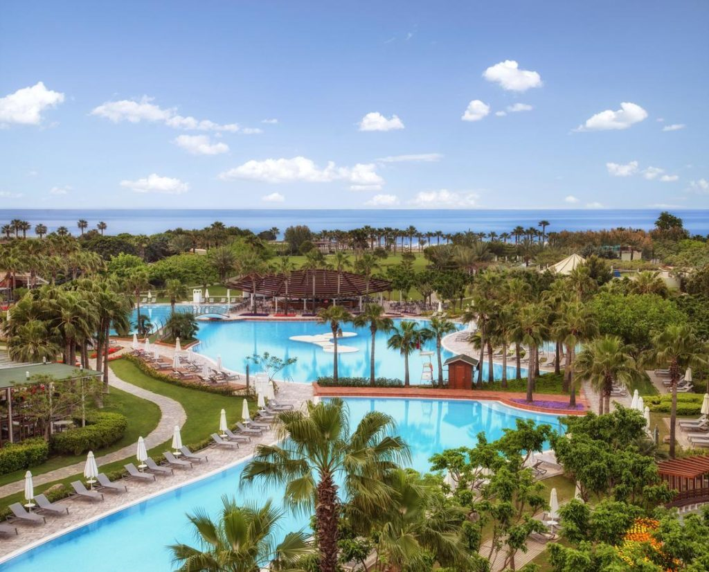 Early Booking Antalya 2019 Hotel Barut Lara 5***** Ultra all inclusive Zbor charter din Otopeni cu toate taxele incluse