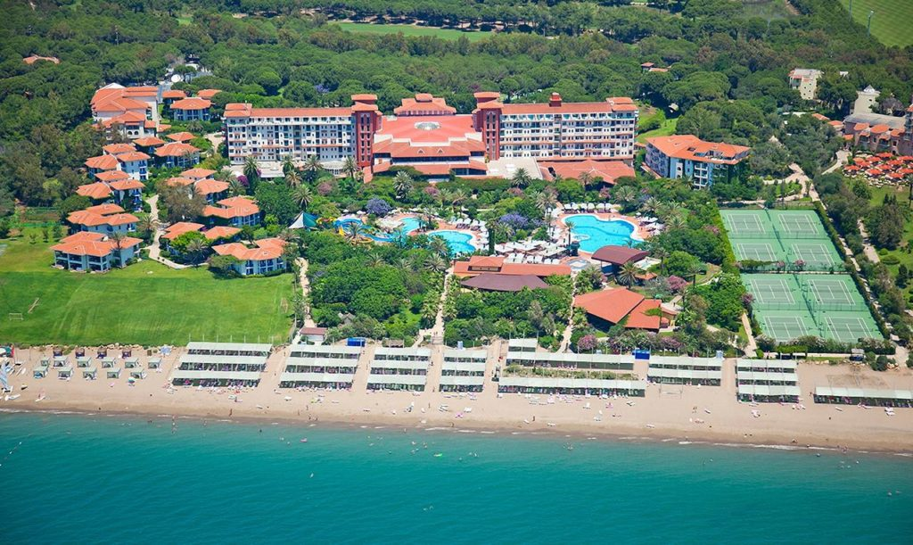 Early Booking Antalya 2019 Hotel Belconti Resort  5***** Ultra all inclusive Zbor charter din Otopeni cu toate taxele incluse