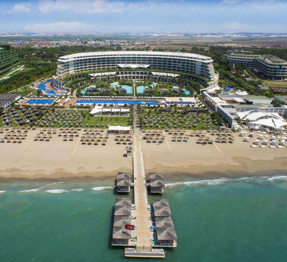 Early Booking Antalya 2019 Hotel Maxx Royal Belek Golf Resort 5***** Ultra all inclusive Zbor charter din Otopeni cu toate taxele incluse
