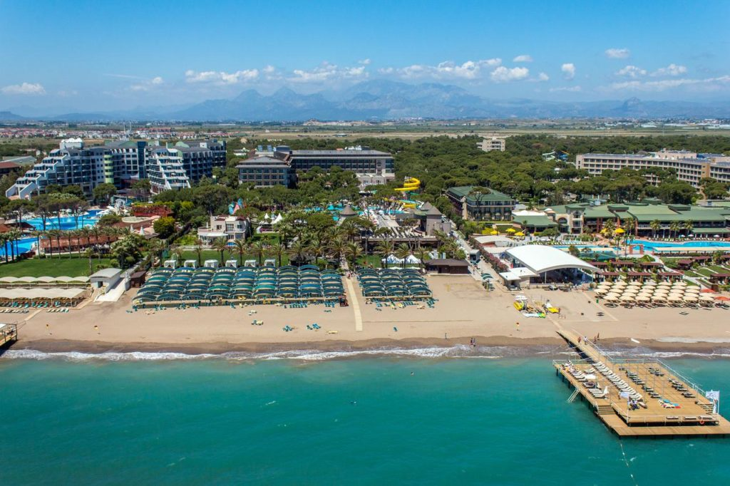 Early Booking Antalya 2021 Hotel Papillon Ayscha Resort & Spa 5***** Ultra all inclusive Zbor charter din Otopeni cu toate taxele incluse
