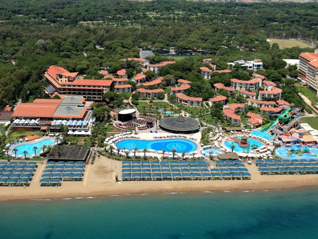 Early Booking Antalya 2019 Hotel Papillon Belvil 5***** Ultra all inclusive Zbor charter din Otopeni cu toate taxele incluse