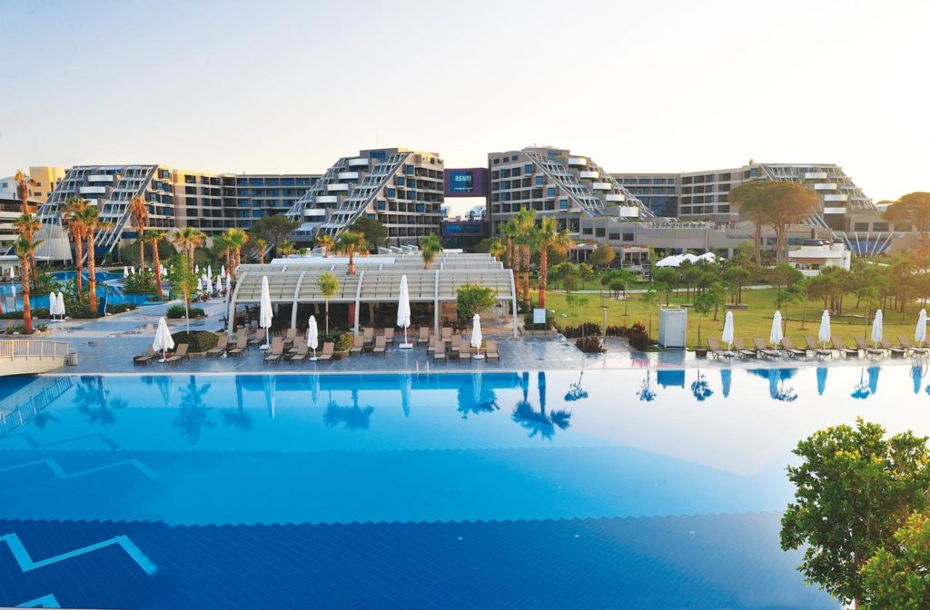 Early Booking Antalya 2021 Hotel Susesi Luxury Resort 5***** Ultra all inclusive Zbor charter din Otopeni cu toate taxele incluse