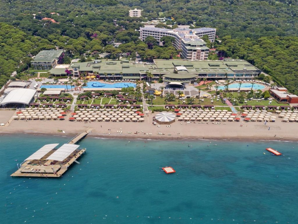 Early Booking Antalya 2019 Hotel Maritim Pine Beach Resort  5***** Ultra all inclusive Zbor charter din Otopeni cu toate taxele incluse
