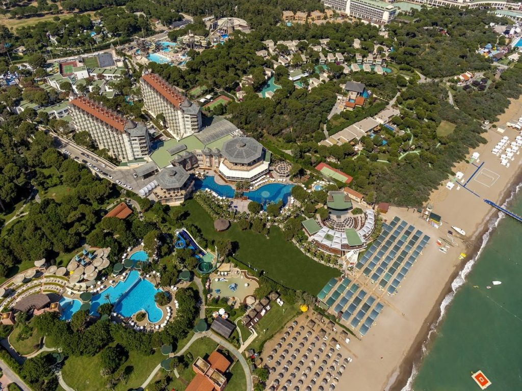 Early Booking Antalya 2019 Hotel Papillon Zeugma Relaxury 5***** Ultra all inclusive Zbor charter din Otopeni cu toate taxele incluse