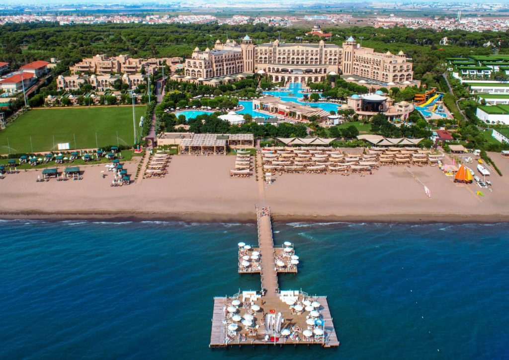 Early Booking Antalya 2019 Hotel Spice Hotel & Spa 5***** Ultra all inclusive Zbor charter din Otopeni cu toate taxele incluse