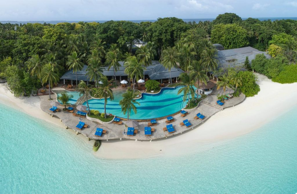 Honeymoon Deluxe Maldive 5***** Royal island Resort & Spa Pensiune Completa zbor din Otopeni cu taxe incluse